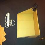 Stop Motion Lampen Test